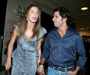 Daniela Cicarelli e Tato Malzoni