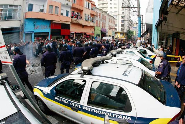 GCM de São Paulo