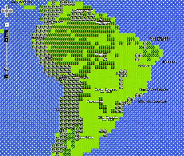 Gmaps NES
