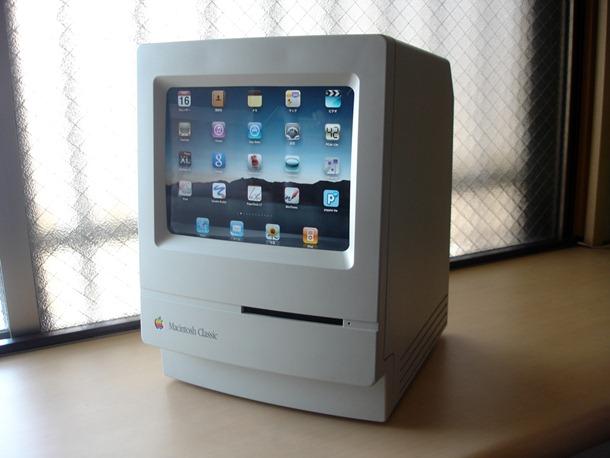 iPad no Macintosh