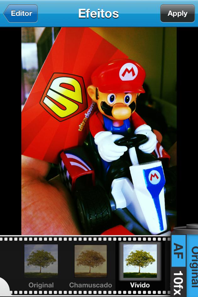 Twitpic no iOS (Foto: Reprodução)