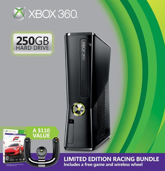 Pacote com o game Forza 4