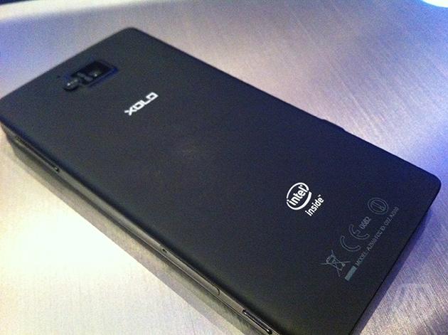Lava Xolo X900 com processador Intel (Foto: André Fogaça/Ultra Downloads)