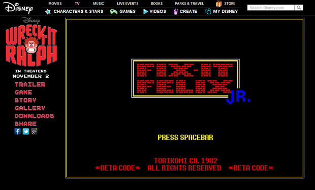 Fix it felix jr