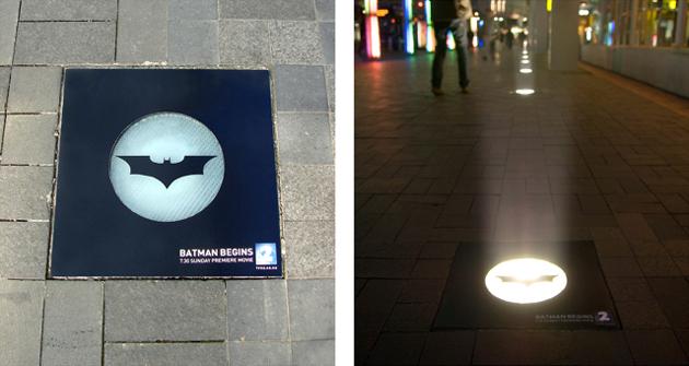 Bat-sinal Nova Zelândia