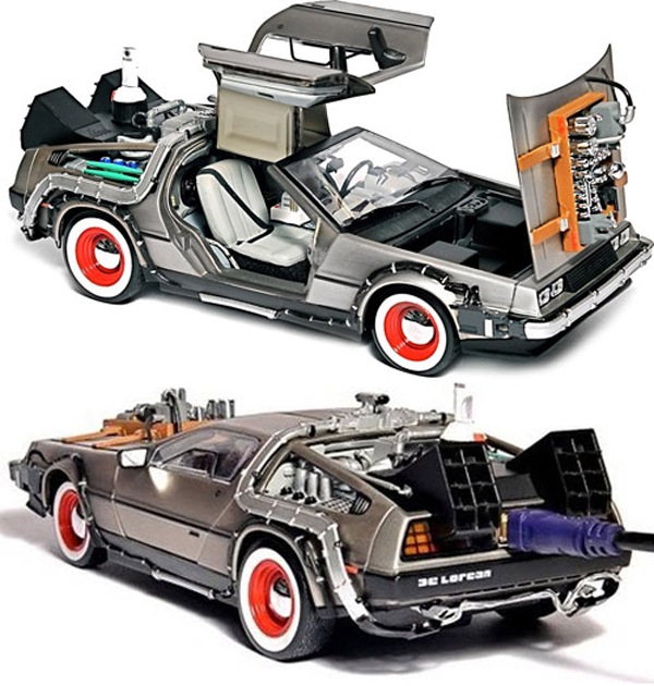 DeLorean HD
