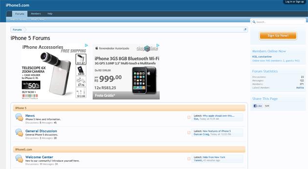 Site iphone5.com