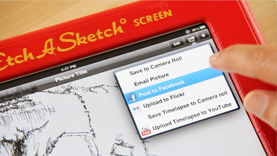 Lousa Mágica iPad