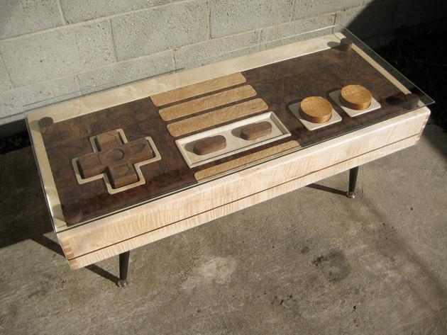 Mesa-controle Nintendo