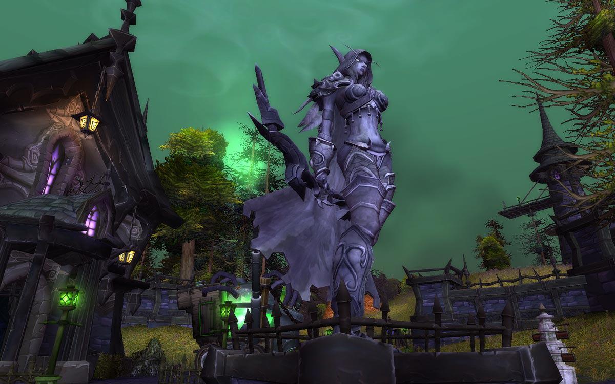 World of Warcraft é o mais famoso dos MMORPGs