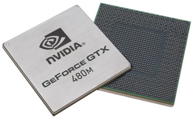 Nvidia GeForce GTX 480M com PhysX