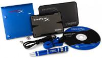 SSD Kingston HyperX 3K Sata III 90 GB