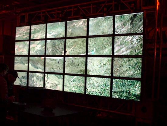 24 monitores com o Eyefinity da AMD
