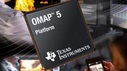 Linha OMAP, da Texas Instruments
