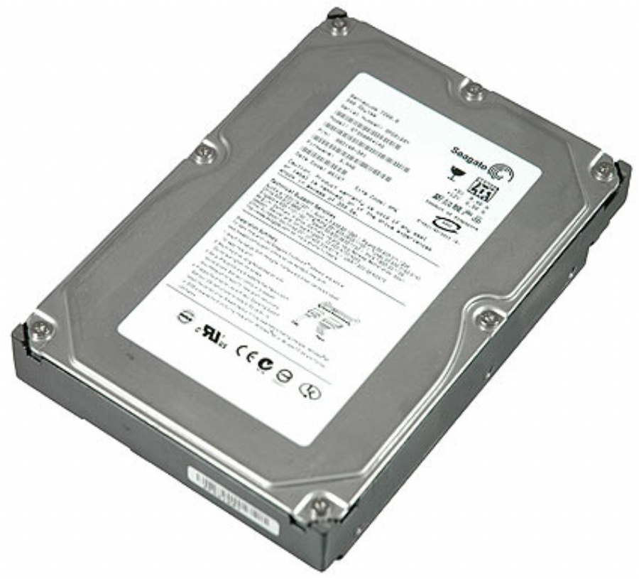 Concorrente número 1: HD Seagate Barracuda 80 GB IDE