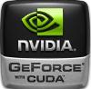 Selo da Nvidia de placas de vídeo com tecnologia CUDA